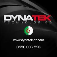 Logo 13) Dynatek Algérie دَينتاك الجزائر