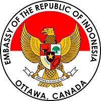 Logo 22) Kbri Ottawa - Indonesian Embassy