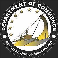 Logo 10) American Samoa Department Of Commerce