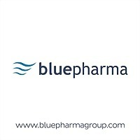 Logo 5) Bluepharma
