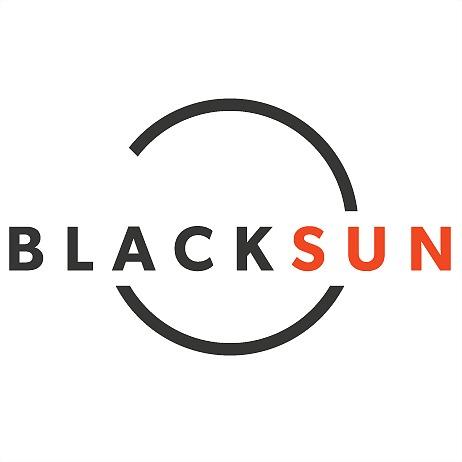 Logo 6) BlackSun Web Hosting