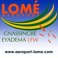 Logo 6) Aéroport International De Lomé