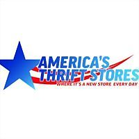 Logo 2) America's Thrift Stores