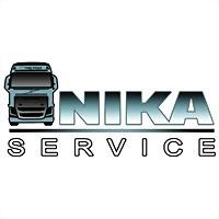 Logo 3) Nika Service