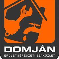 Logo 21) Domján Kft. Épületgépészeti Szaküzlet