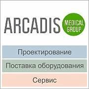Logo 2) Аркадис Медикал Груп