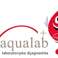 Logo 2) Aqualab Plus Laboratorije