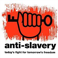 Logo 11) Anti-Slavery International