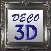Logo 44) Decoratiuni 3D