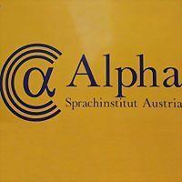 Logo 6) Alpha Sprachinstitut Austria