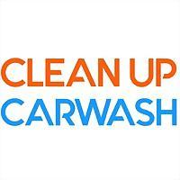 Logo 10) Clean Up Carwash Roermond