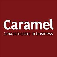 Logo 8) Caramel Business