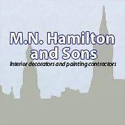 Logo 2) Hamilton M N