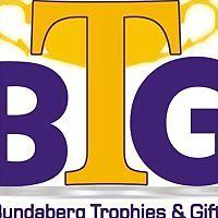 Logo 2) Bundaberg Trophies & Gifts