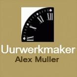 Logo 4) Alex Muller Klokkenreparatie