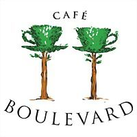 Logo 6) Cafe Boulevard