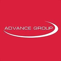 Logo 3) Advance Group