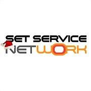 Logo 6) Set Service Network