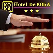 Logo 6) Hotel De Koka