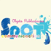 Logo 1) Spot Communicaction