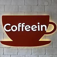 Logo 7) Кафе Coffeein