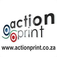 Logo 4) Actionprint