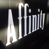 Logo 1) Affinity Beauty & Nails