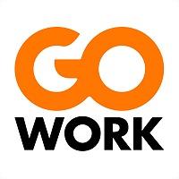 Logo 25) Go Work