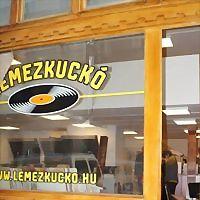 Logo 7) Lemezkuckó Cd-Lp-Dvd Bolt És Webáruház