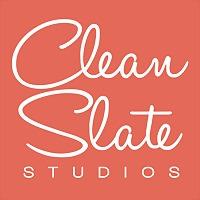 Logo 89) Clean Slate Studios