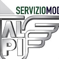 Logo 21) Alpi Servizio Moda