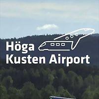 Logo 2) Höga Kusten Airport