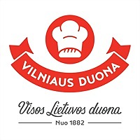 Logo 7) Vilniaus Duona. Visos Lietuvos Duona