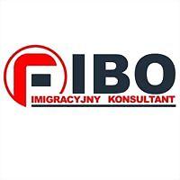 Logo 42) Fibo. Imigracyjny Konsultant