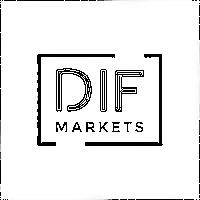 Logo 8) Dif Markets