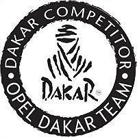 Logo 5) Opel Dakar Team