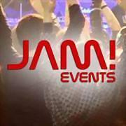 Logo 3) Jam! Events
