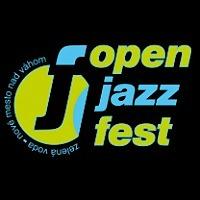 Logo 4) Open Jazz Fest