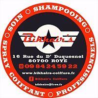 Logo 46) Bikhair's Coiffure Et Tatouage