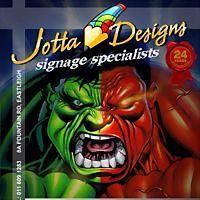 Logo 2) Jotta Designs