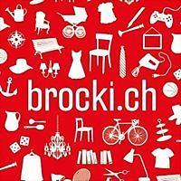 Logo 2) Heilsarmee Brocki Kriens