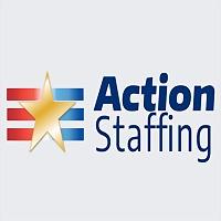 Logo 1) Action Staffing