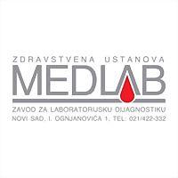 Logo 4) Medlab Laboratorija