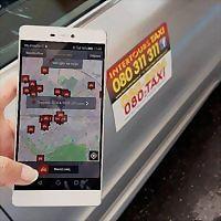 Logo 23) Taxi Intertours