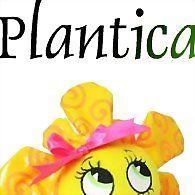 Logo 4) Květinářství Plantica
