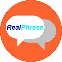 Logo 16) Tiếng Anh Real Phrase