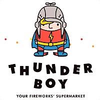 Logo 7) Πυροτεχνήματα Thunderboy Eshop