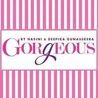 Logo 1) Gorgeous By Hasini & Deepika Gunasekera