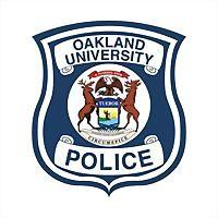 Logo 12) Oakland University Police Department