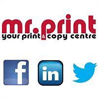 Logo 39) Mr. Print Canada Inc.